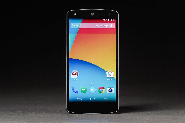 Google Nexus 5 nouveau
