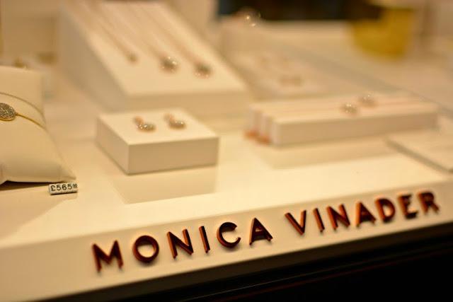Chelsea in Bloom Monica Vinader