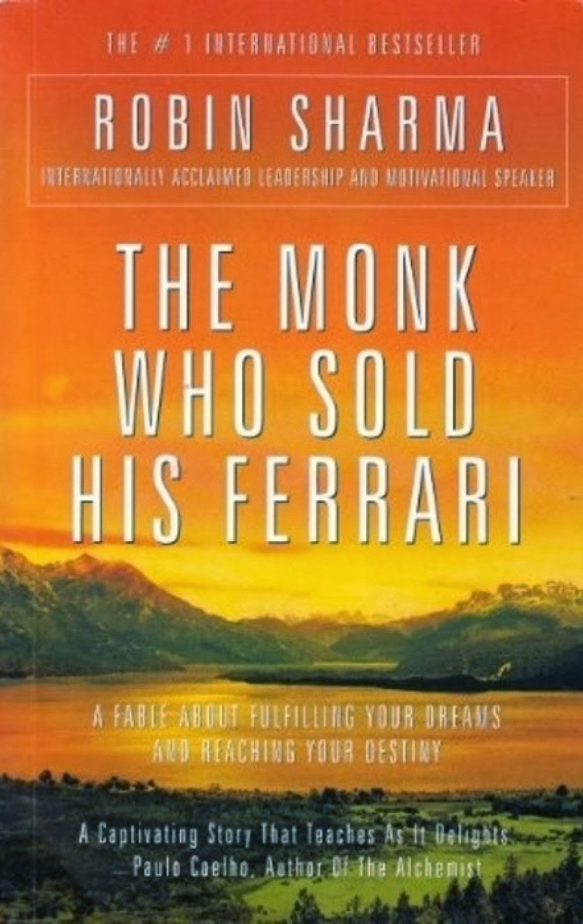 The Monk Who Sold His Ferrari Review By Vanga Srikanth