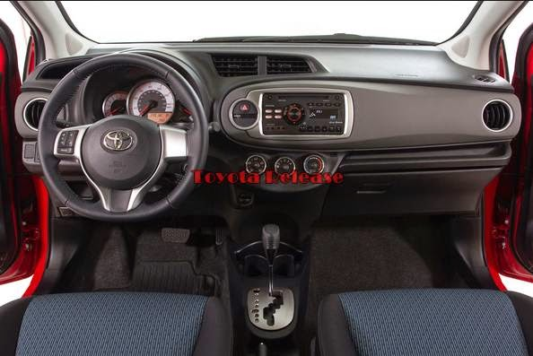 2016 Toyota Yaris Features