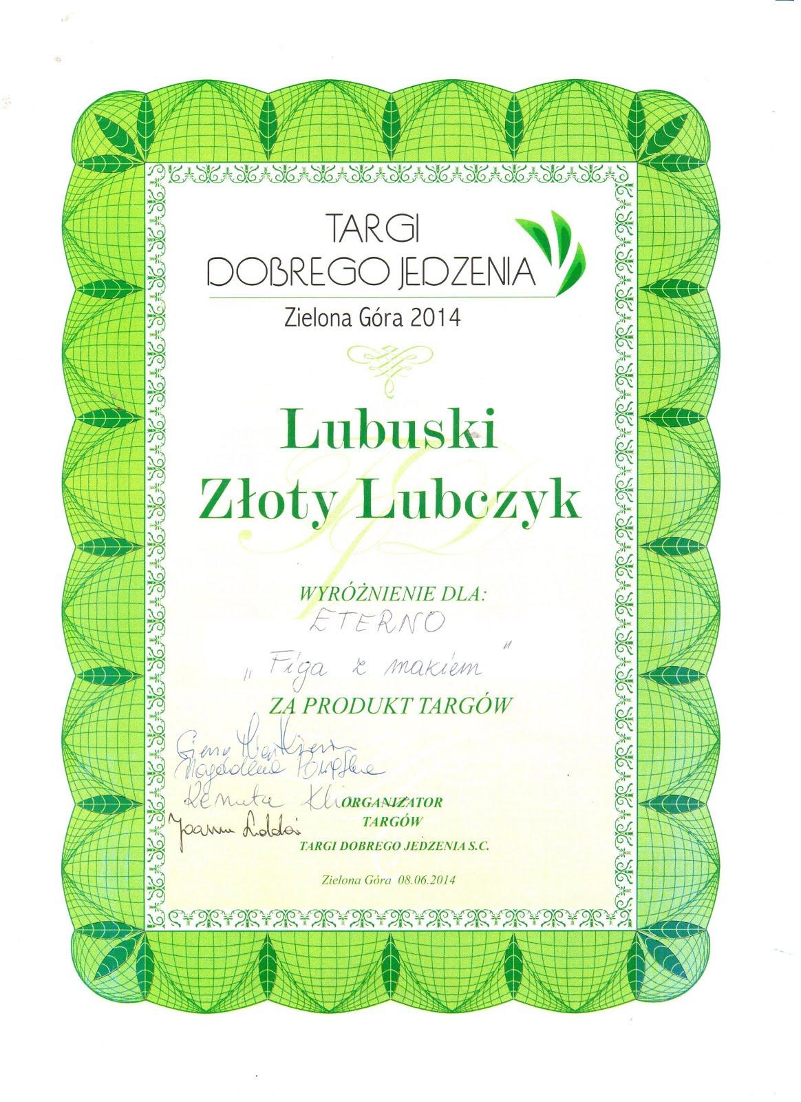 Nagroda Złoty Lubczyk