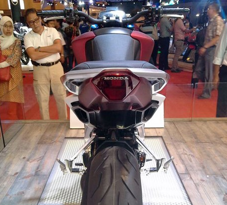 Motor sport terbaru 2015