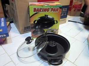 Baking Pan Alat Masak Kue Anti Lengket