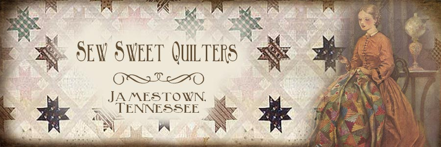 Sew Sweet Quilters