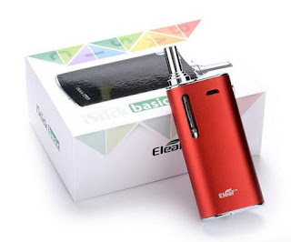 The Lastest Eleaf iStick Starter Kit was launched.