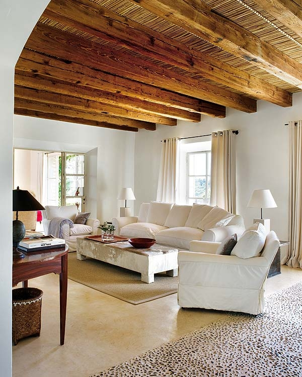 Estilo rustico pisos de piedra rusticos for Pisos rusticos modernos