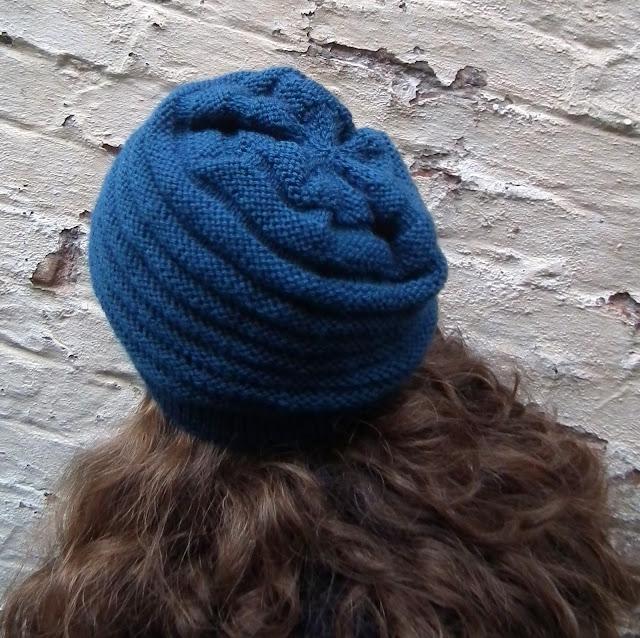 Wurm Hat, knitting, Katharina Nopp