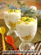 Jogurtová pochúťka - recept