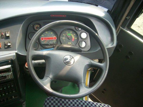 Steering Wheels | Mercedes-Benz MB OH-1725