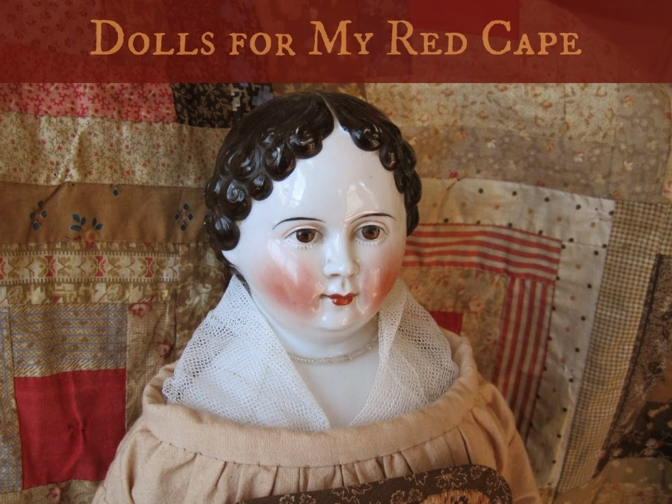 Dolls for My Red Cape