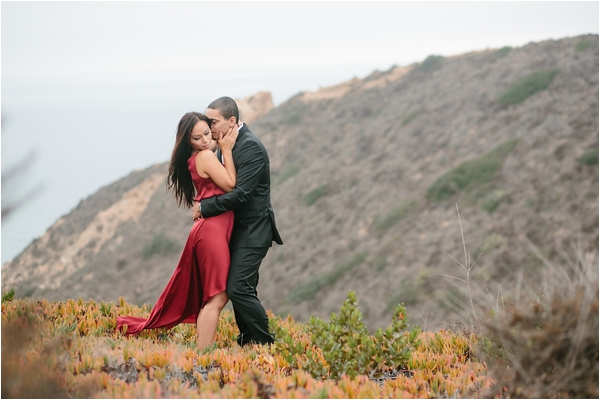 San Diego Engagement Session by Kristen Booth Photography