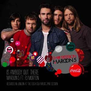 Maroon 5 - Is There Anybody Out There Lyrics | Letras | Lirik | Tekst | Text | Testo | Paroles - Source: mp3junkyard.blogspot.com