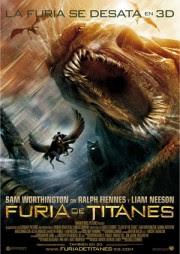 Ver Furia de Titanes Película Online (2010)