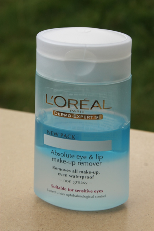 REVIEW: L'Oreal Absolute Eye and Lip Make-up Remover