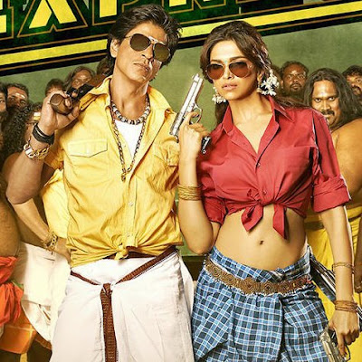 Chennai Express | Official Trailer