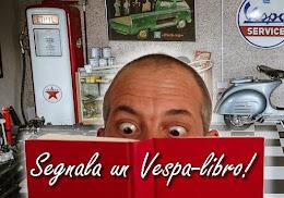 Segnala il tuo Vespa-libro!