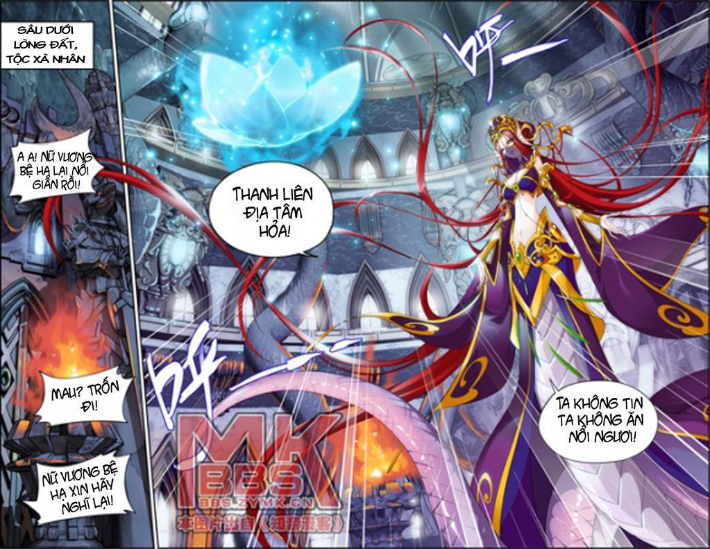 Đấu Phá Thương Khung chap 44 page 23 - IZTruyenTranh.com