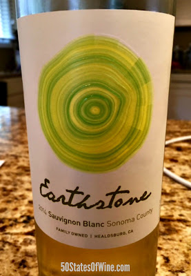 Wine of the Week: Earthstone Sonoma County Sauvignon Blanc 2014