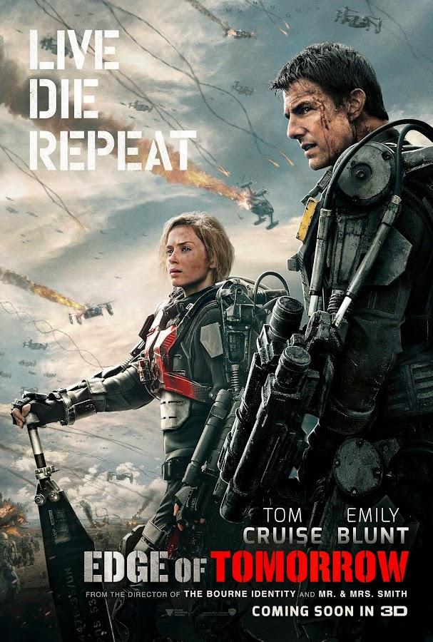 ตัวอย่างหนังใหม่ : Edge of Tomorrow (ซูเปอร์นักรบดับทัพอสูร) ซับไทย poster