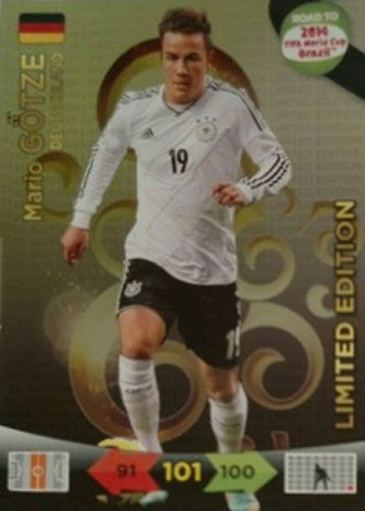 Panini - Road to 2014 FIFA World Cup Brazil Adrenalyn XL (3)