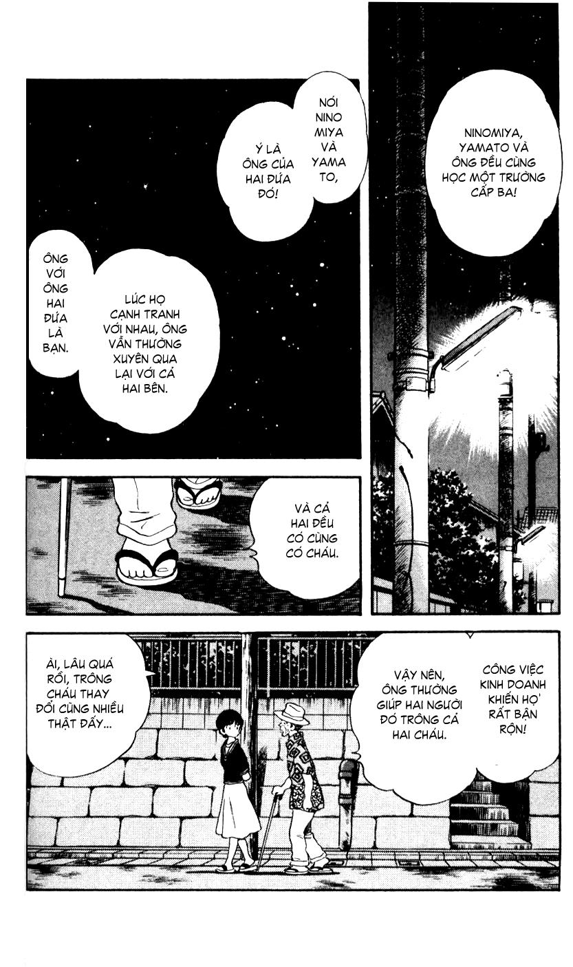 Rough - Ngọc Thô chap 22 - Trang 11