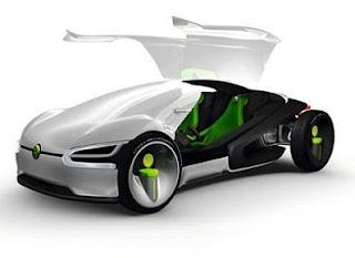 mobil masa depan3 Mobil Masa Depan Dengan Desain Futuristik