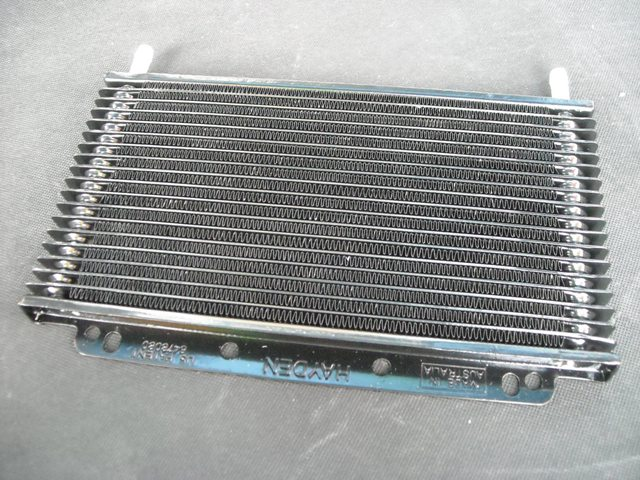 Hayden Transmission Oil Cooler : Myitems hayden trasmission oil cooler htc