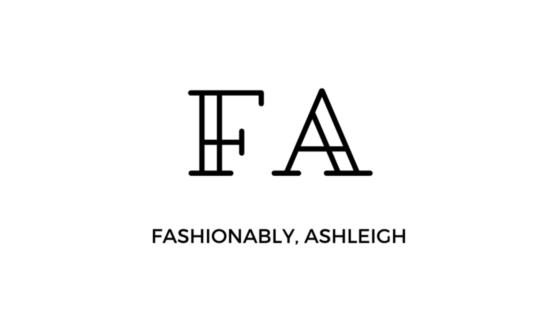 Fashionably, Ashleigh