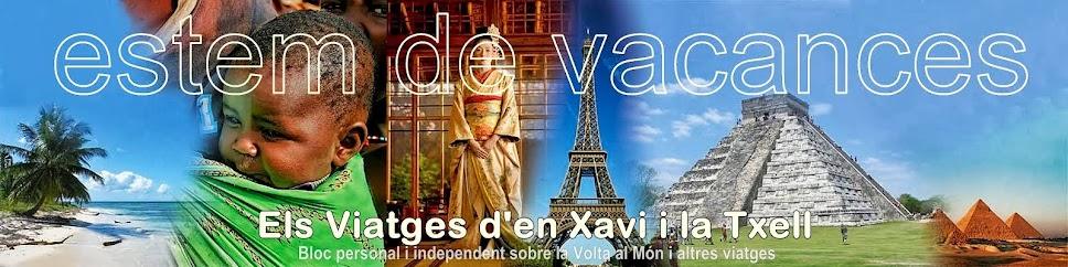 Els Viatges d'en Xavi i la Txell