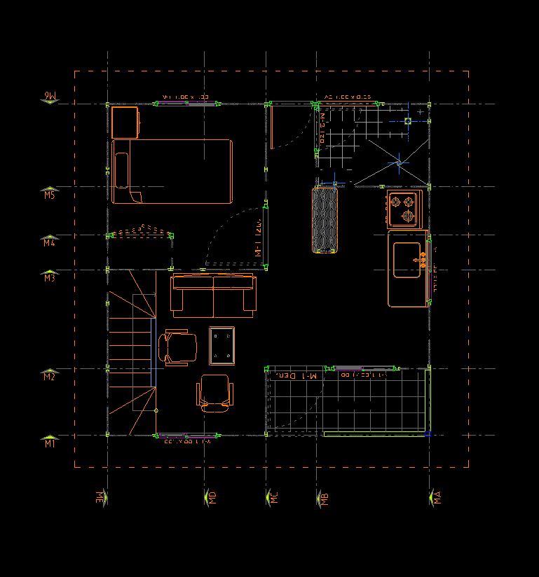 Planos de casas modelos y dise os de casas planos de for Modificaciones de casas pequenas