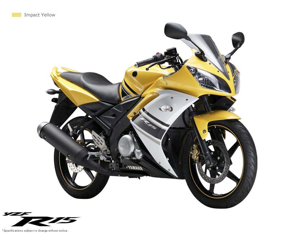 Yamaha Bike R15 New Model IndoGarage: Next Yamah...