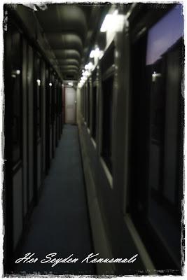 4 Eylül Mavi Treni yataklı vagon