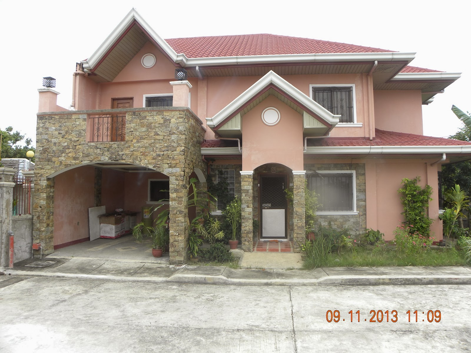 House And Lot For Sale Within Subdivision Mangaldan