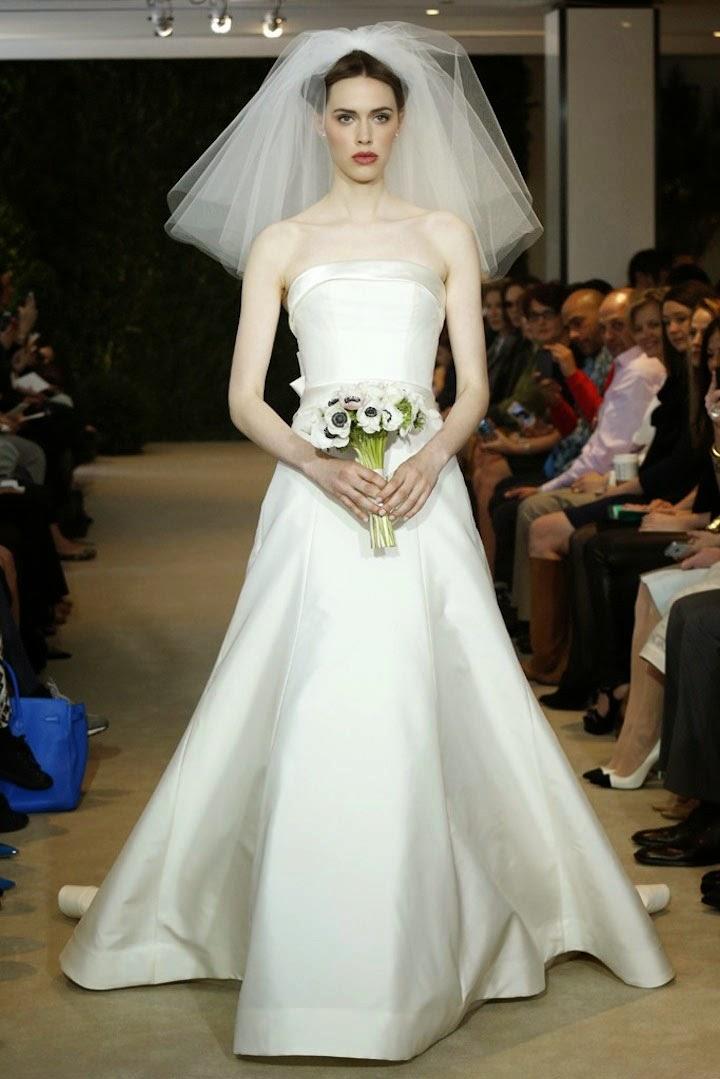 Robe de mariée chic 2015