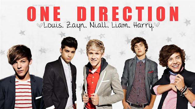 Biodata Personil One Direction