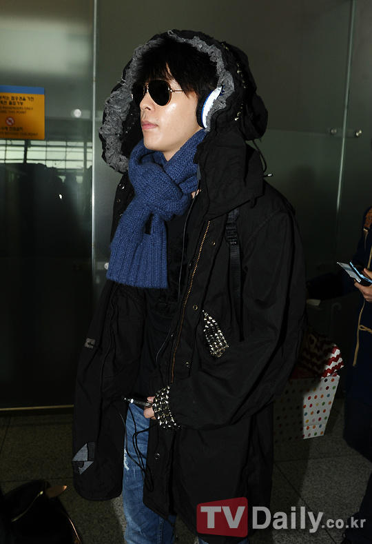 Foto Terbaru Super Junior Bandara Incheon 03
