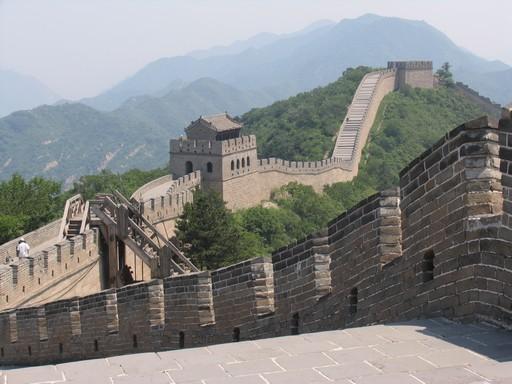 Gm la gran muralla china for Q es la muralla china