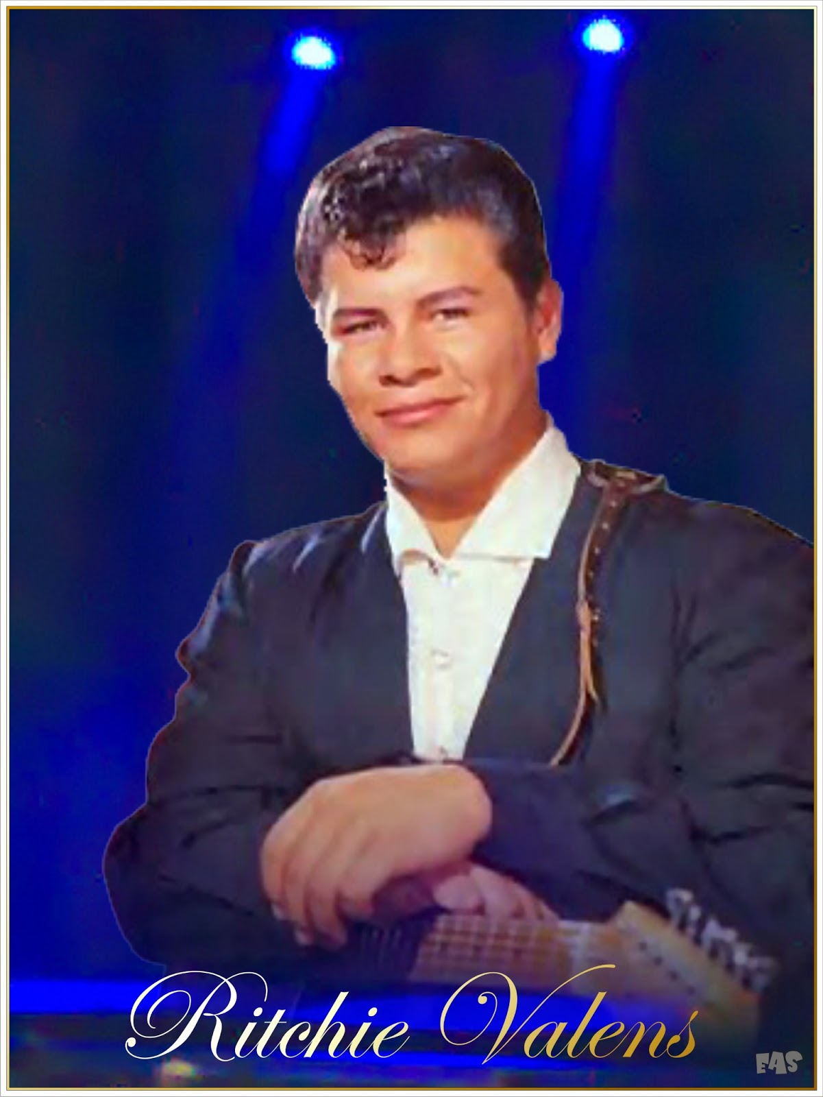 ritchie valen This fantastic song by the late great richie valens was recorded way back in 1958 which was only about 9 months before he died in that tragic plane crash t.