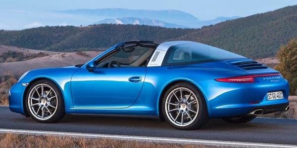 La Porsche 991 Targa en vidéo exclusive