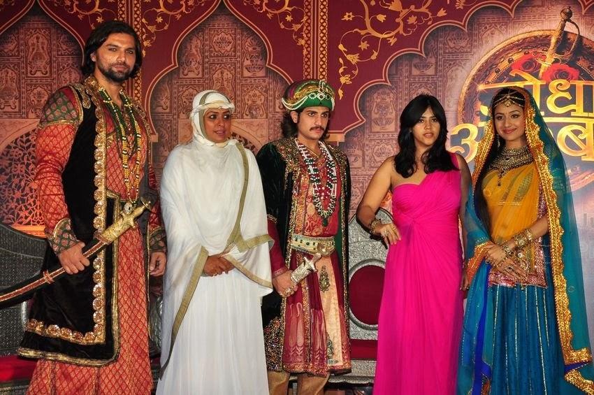 Jodha Akbar TV Serial Launch Photostills Gallery Photos