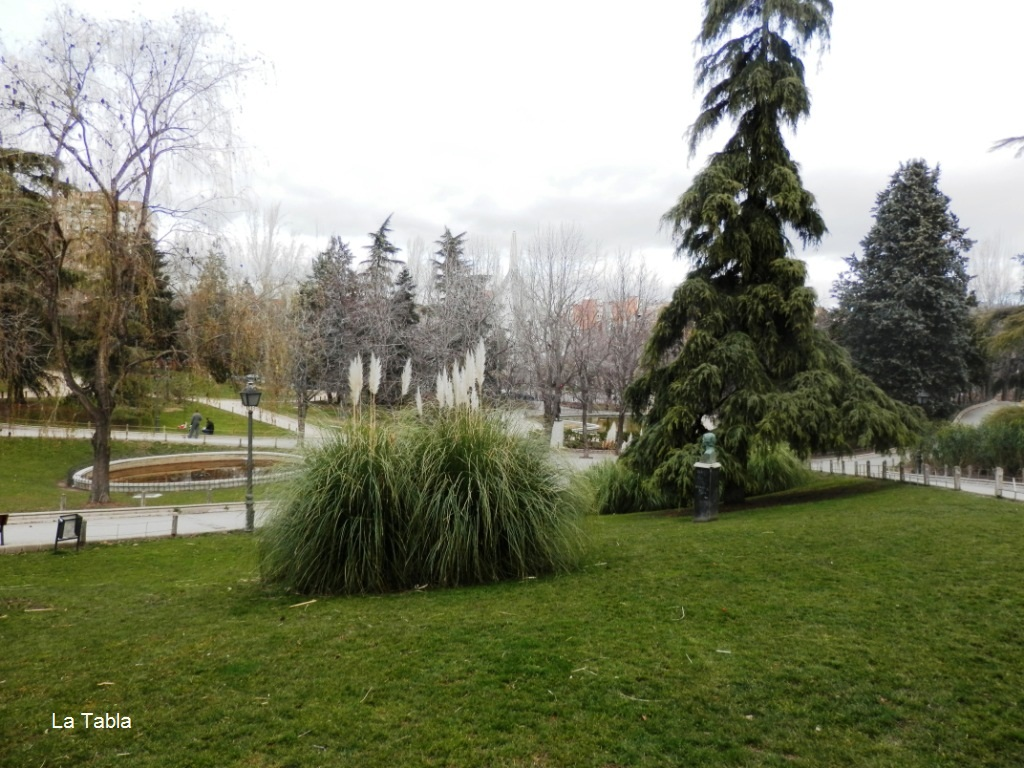 Parque de berl n en madrid for Barrio ciudad jardin madrid