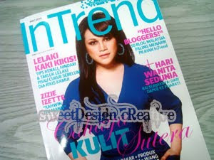 Featured in InTrend Magazine