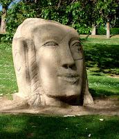 Monumento al Origen Dama Ibérica