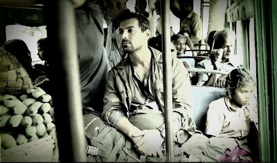 Madras Cafe - John Abraham at Shooting