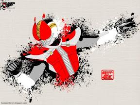 Kamen Rider Den O Wallpaper