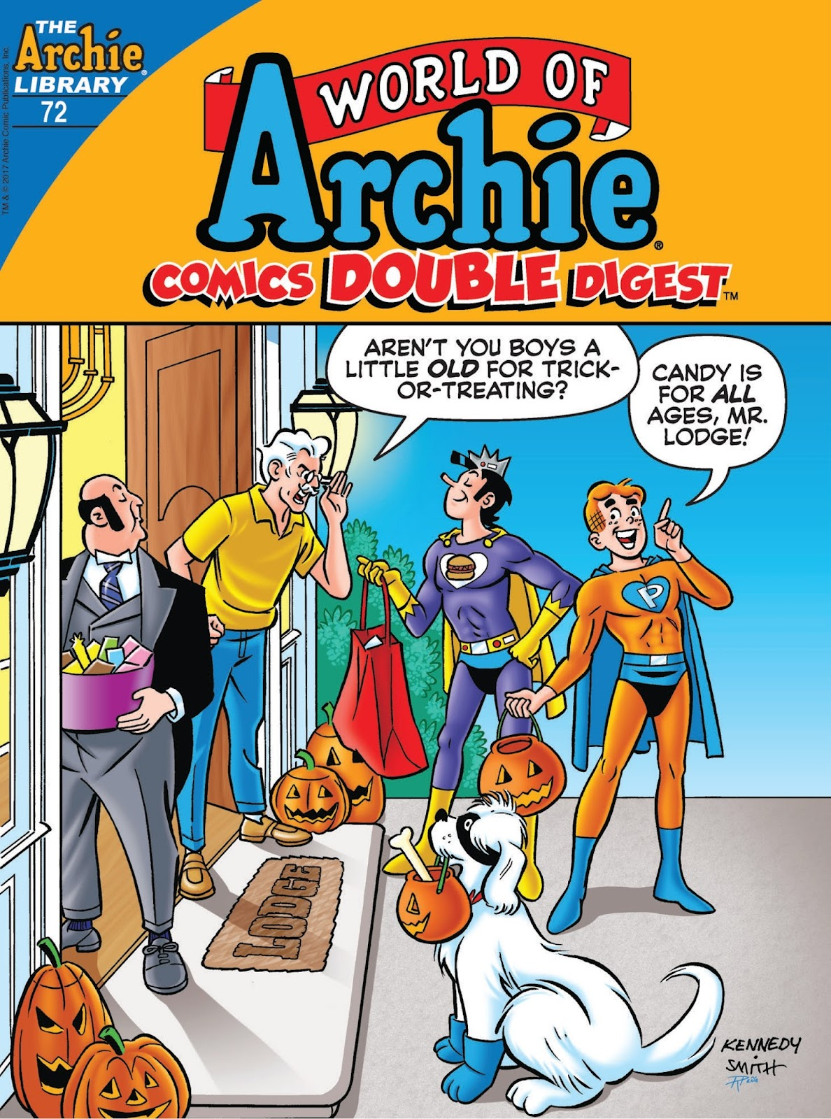 World of Archie Double Digest issue 72 - Page 1