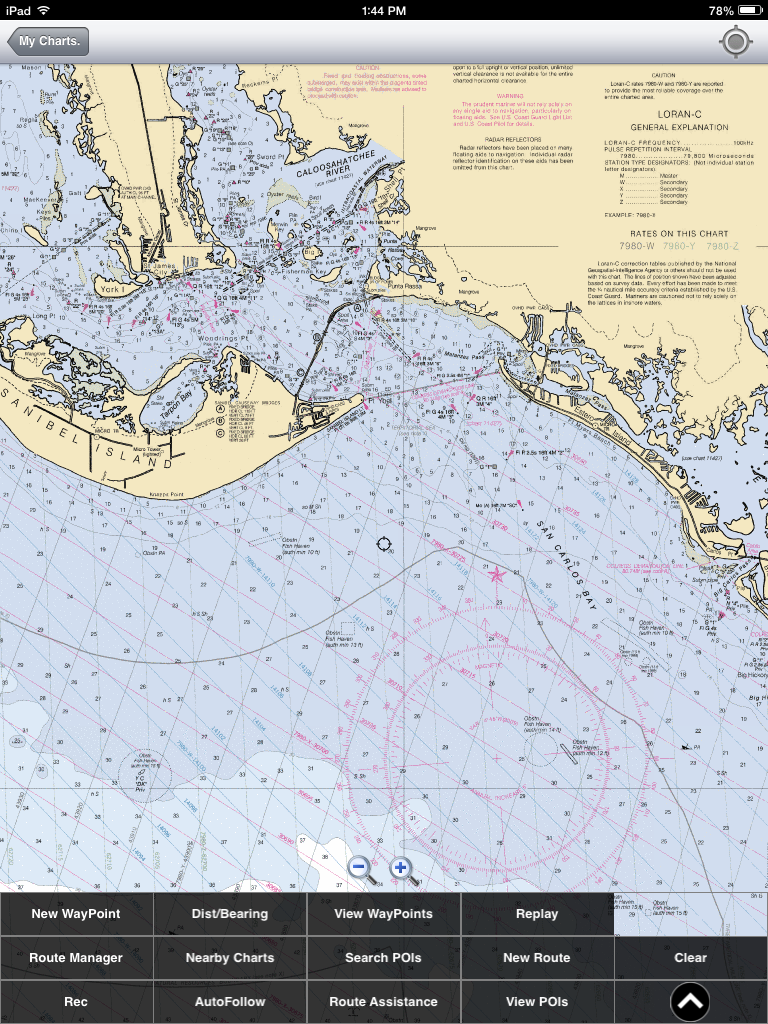 I Marine Apps Gps Nautical Charts Usa