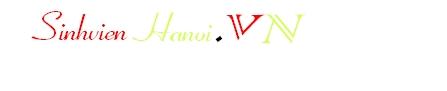 SINH VIÊN HÀ NỘI | SINH VIEN HA NOI | TÀI LIỆU SINH VIÊN