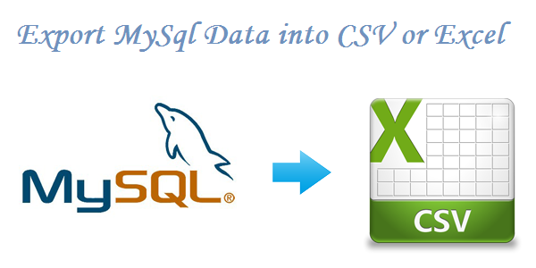 How to Export MySQL Data into CSV Format