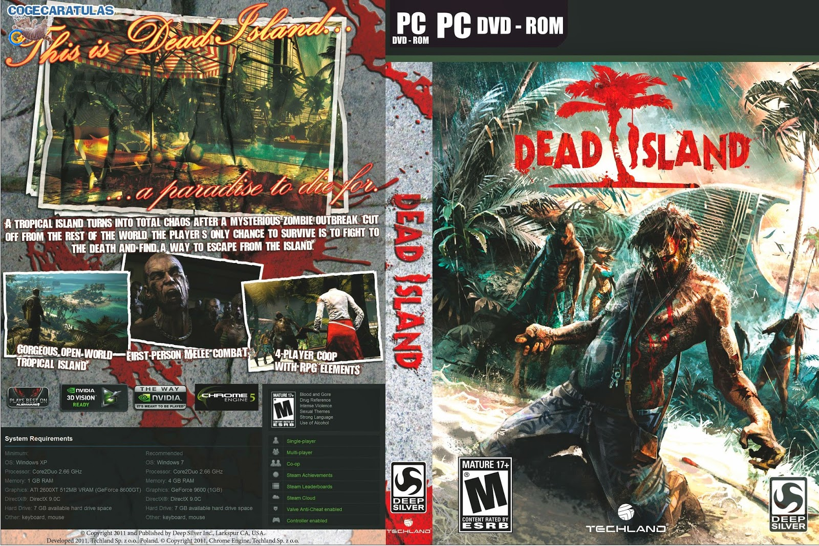 Dead Island Repack Mega